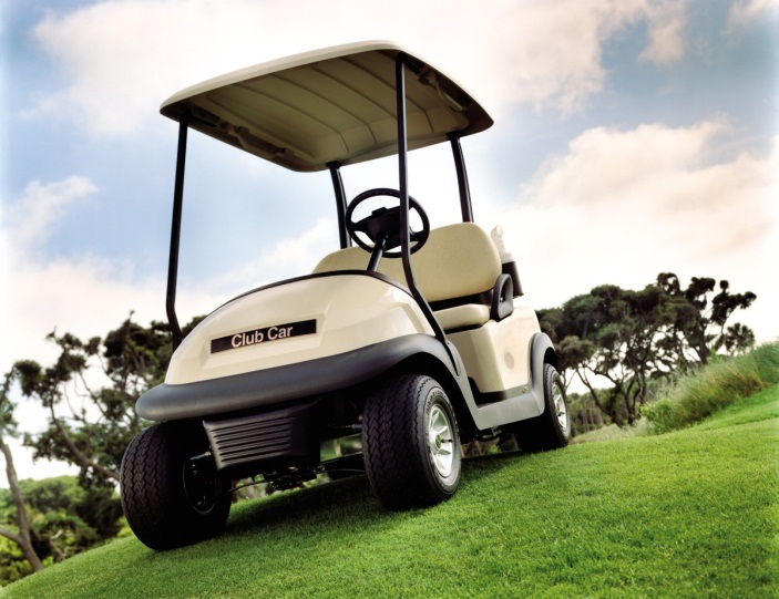 Golf Club Cart