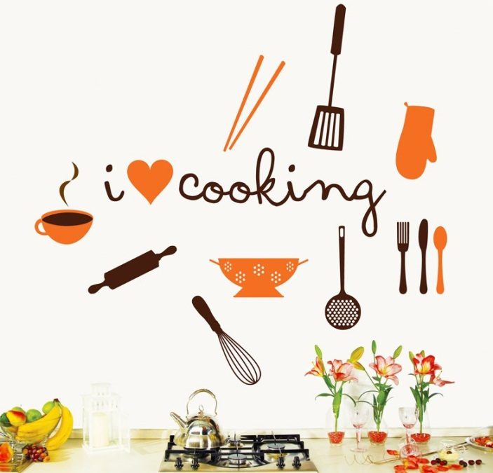 I Love Cooking graphic