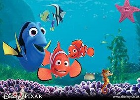 Finding Nemo Picture Logo