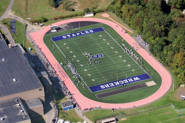 Staples High School Field