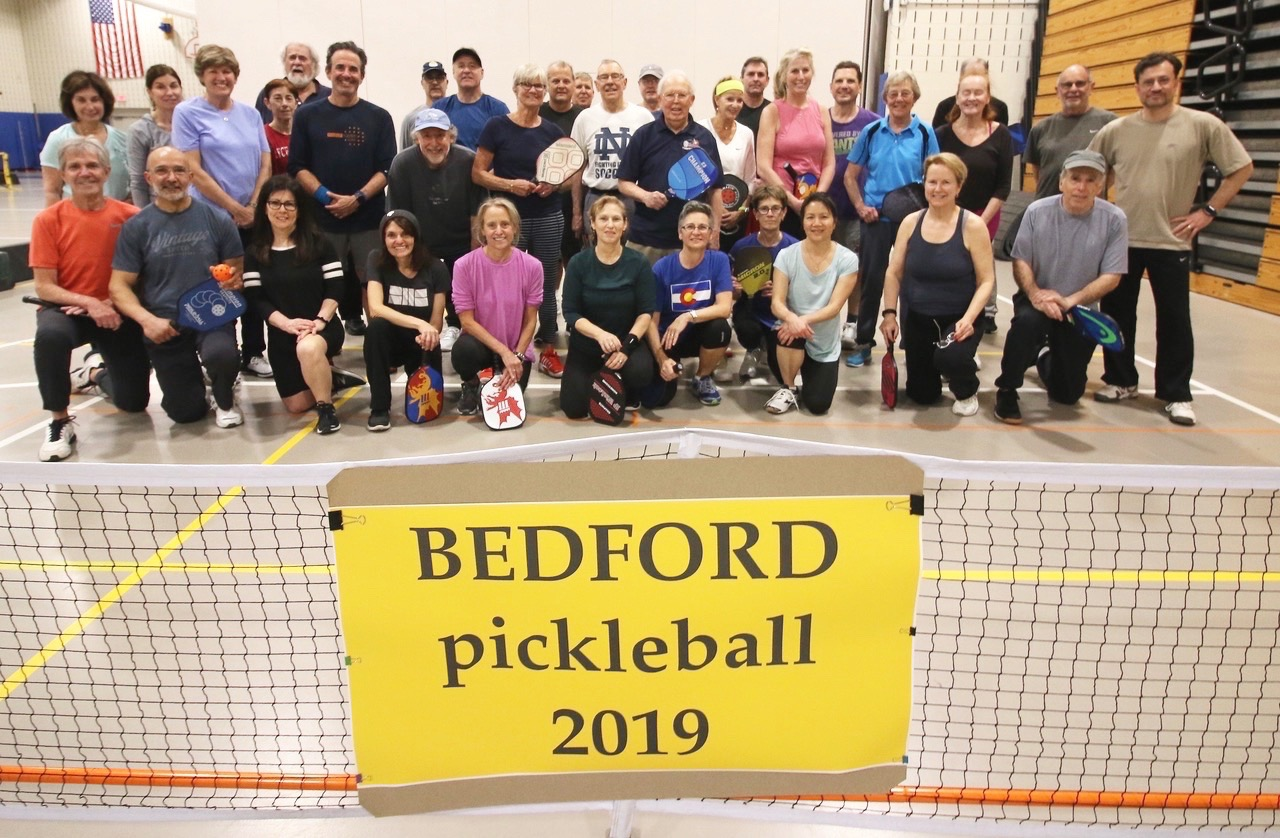 Bedford Pickleball Players