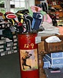 Clubs in Pro Shop